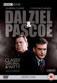 Dalziel And Pascoe-Series 1 - (Import DVD)