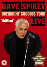 Dave Spikey-Live - (Import DVD)