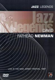 David Fathead Newman-Live - (Import DVD)
