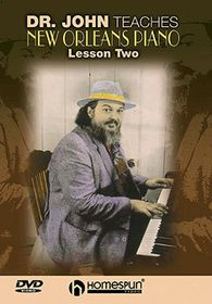 Dr John-New Orleans Piano 2 - (Import DVD)