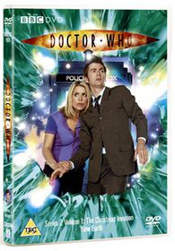 Dr Who-Series 2 Vol.1(Tennant) - (Import DVD)