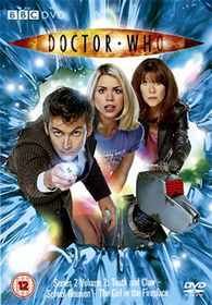 Doctor Who - Series 2 Vol.2 (Tennant) - (Import DVD)