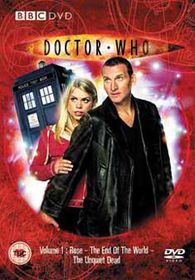 Dr Who-The New Series Vol.1 - (Import DVD)
