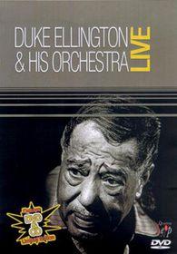 Duke Ellington Orchestra(+ CD) - (Import DVD)