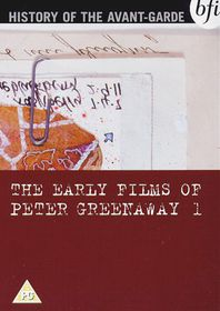 The Early Films of Peter Greenaway: Volume 1 - (Import DVD)