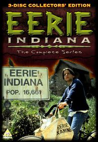 Eerie Indiana-Series 1 (3 Discs) - (Import DVD)