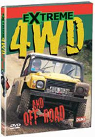 Extreme 4Wd And Off-Road - (Import DVD)