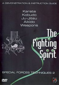 Fighting Spirit Spe.Forces 2 - (Import DVD)