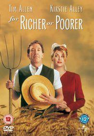 For Richer Or Poorer (1997) (Import DVD)