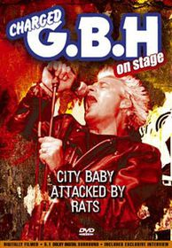 Gbh-Attacked By Rats - (Import DVD)