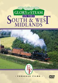 Glory of Steam In the Sth/West (Midlands) - (Import DVD)