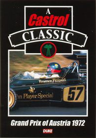 Grand Prix of Austria 1972 - (Import DVD)