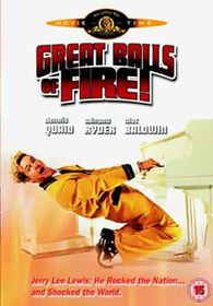 Great Balls of Fire - (Import DVD)