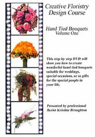 Hand Tied Bouquets 1 (Creative Floristry) - (Import DVD)