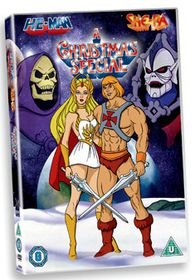 He-Man and She-Ra Xmas Special - (Import DVD)