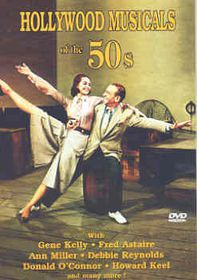 Hollywood Musicals of the 50s - (Australian Import DVD)