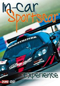 In Car Sportscar Experience - (Region 1 Import DVD)