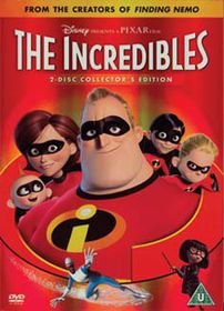 Incredibles (2 Discs) - (Import DVD)