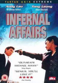 Infernal Affairs - (Import DVD)