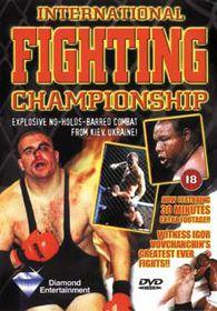 International Fighting Ch/Ship - (Import DVD)