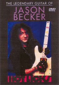 Jason Becker-Legendary Guitar - (Import DVD)