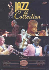 Jazz Collection-Legends Vol.1 - (Import DVD)