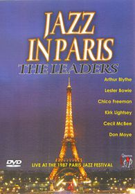 Jazz In Paris-Leaders - (Import DVD)