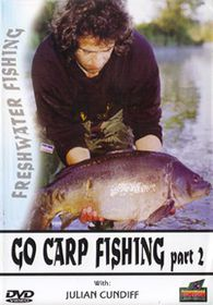 Julian Cundiff-Go Carp Fish.2 - (Import DVD)