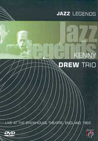 Kenny Drew Trio-Live - (Import DVD)