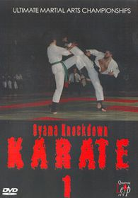 Kickboxing 1-Oyama Knockdown (Ultimate Martial Arts Cha) - (Import DVD)