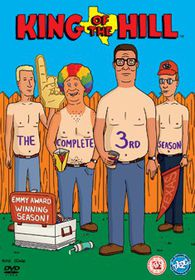 King of the Hill-Season 3  (DVD)