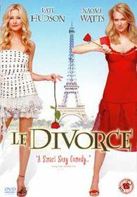 Le Divorce - (Import DVD)