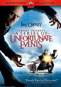 Lemony Snicket's A Series of Unfortunate Events - (Import DVD)