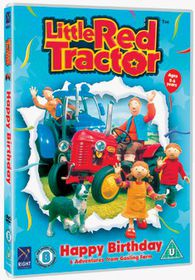 Little Red Tractor-Happy Birth - (Import DVD)
