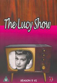 Lucy Show Season 5 - (Import DVD)