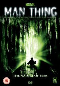 Man Thing - (Import DVD)