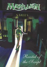 Marillion-Recital of Script - (Import DVD)