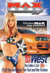Max Power-Way Out West - (Import DVD)