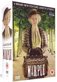 Miss Marple Box Set (4 Discs) (Geraldine Mcewan) - (Import DVD)