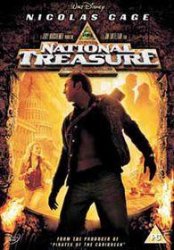 National Treasure - (Import DVD)