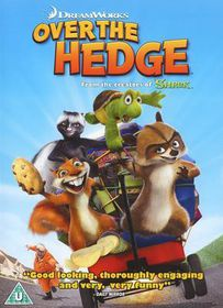 Over the Hedge - (Import DVD)