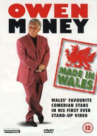 Owen Money: Made In Wales - (Import DVD)