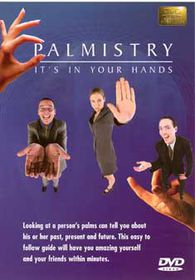 Palmistry-Its In Your Hands - (Import DVD)