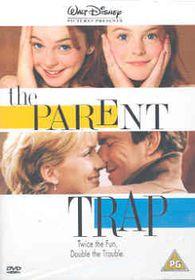 Parent Trap (Lindsay Lohan) - (Import DVD)