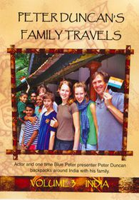 Peter Duncans Family Travels 3 - (Import DVD)