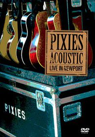 Pixies-Acoustic Live - (Import DVD)