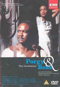 Various Artists - Gershwin, Porgy And Bess - (EMI Import DVD)