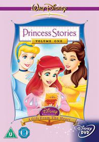 Princess Stories Vol.1 - (Import DVD)