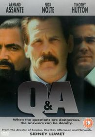 Q & A - (Import DVD)