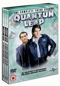 Quantum Leap - Season 3 - (Import DVD)